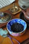 Ферментированные листья черники
